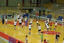 Scuola di volley e beachvolley