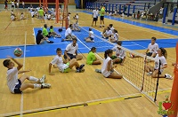 Sitting Volley e Easy Volley