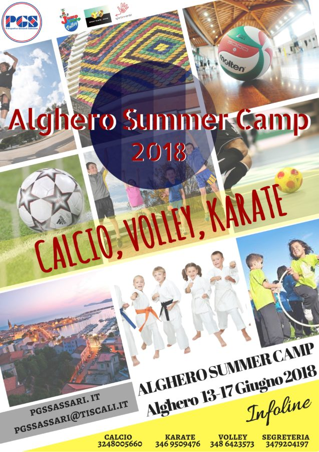Alghero Summer Camp